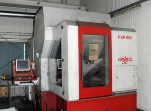 Frezarka CNC pionowa Röders Tec RXP800-2 linear