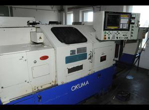 Tornio cnc Okuma LB 15