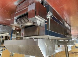 Used Rinaldi STN 62/500 N Cooking tunnel