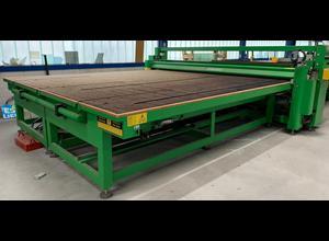Bottero 501 A Glasschneidemaschine / Glaskantenbearbeitungsmaschine