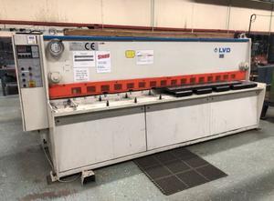 Cisaille CNC LVD HST-C 31/6