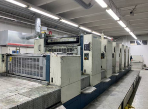 Offset 6 kolorow Komori  L 640 CX