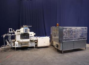 Mlekárenský stroj - výroba masla, porcování a balení SIG FD140