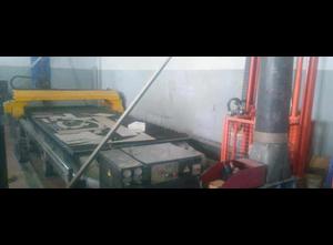 Ajan 2500 mm x 8000 mm Schneidemaschine - Plasma / gas
