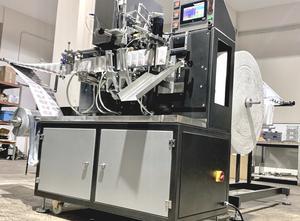 Pytlovací vertikální stroj - sáčkovací stroj Gulmak Vsp