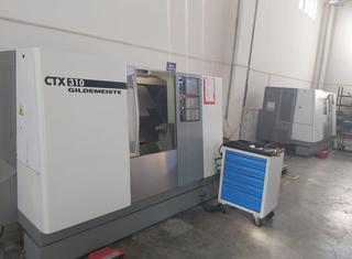 DMG Gildemeister CTX 310 P01221047