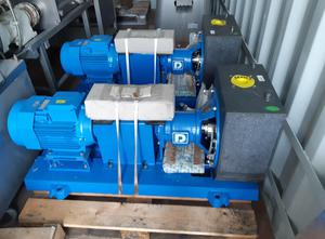 Duechting type MC 50-315 D pumps