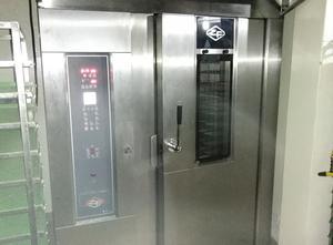 Rotační pec Zuchelli - Sottoriva - Koma Top-Minifalcon 50x70 G