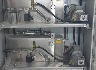 Frank Hochdruck- & Dampftechnologie GmbH Osprey Frank iSteam iS72 CIP P01221051