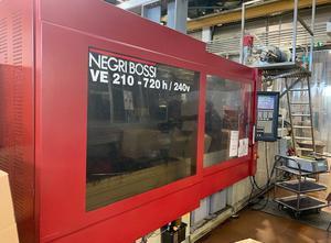 Pressa ad iniezione elettrica Negri Bossi 2100/720H-240V