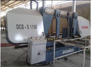 Używana piła taśmowa Durma DCB S 1100