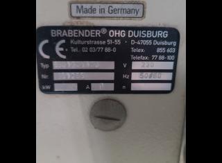 BRABENDER Brabender P01223002