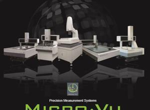 Profile projector Micro VU Vertex & Excel series