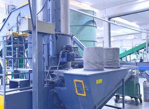 Macchina di riciclaggio di plastica COSTARELLI AGGLOMERATOR D1300