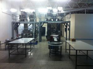 Pytlovací vertikální stroj - sáčkovací stroj PM M520