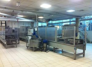 Machine de production de chocolat Aasted Mikroverk Midi C425