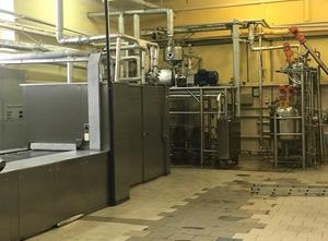 Stroj na výrobu čokolády Winkler und Dunnebier 500kg/h