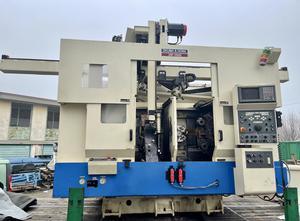 OKUMA 2SP - 35HG Multispindle automatic lathe
