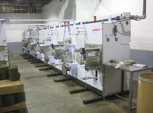 BARMAG TEXTURIZING MACHINE Recyclingmaschine