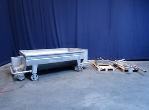 Gretier IA 2000 Molkerei - Butterherstellung-, Butterverpackung- und Butterportioniermaschine