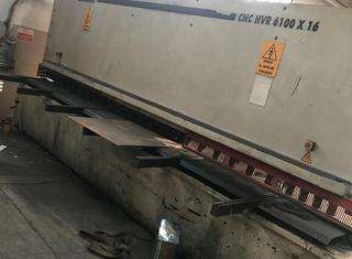 Ermaksan CNC HVR 6100x16 P01230025