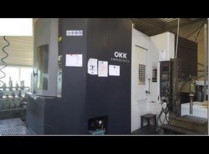 OKK HM 630 Paletten-Bearbeitungszentrum