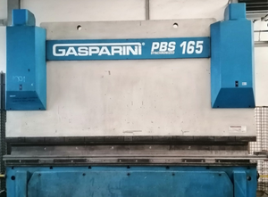 Gasparini PBS 165 Abkantpresse