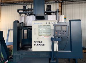 Johnford VTC 1200 CNC Tischbohrwerk