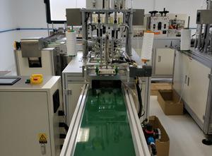 Machine de production de Masques Chirurgicaux
