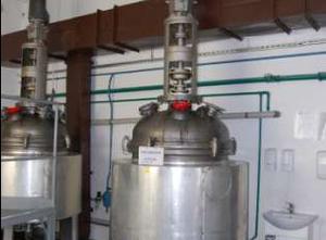 Fagaras enameled reactor Sonstige pharmazeutische / chemische Maschine