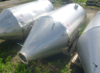 Silos For Powders With Conical Bottom 1600L P01230092