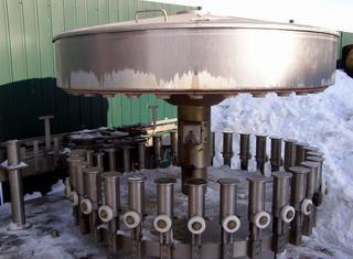 Stork Carousel filling machine P01230096