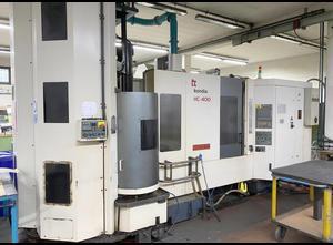 Kondia HC 400 CNC Fräsmaschine Horizontal