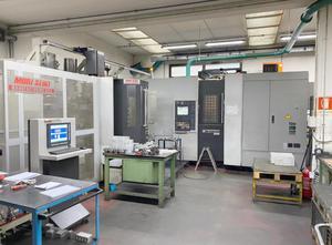 Mori Seiki NH 5000 DCG CNC Fräsmaschine Horizontal