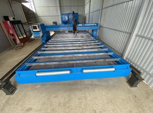 Saf Air Liquide CNC Plasma Cutting machine - Plasma / gas