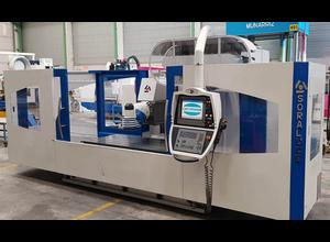 Soraluce TA-A20 CNC Fräsmaschine Horizontal