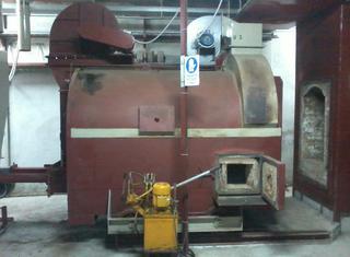 Buzzi Industrial oven + Lavela 50 000 KG P01116017
