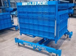 Wózek widłowy elektryczny ALBA MC 550