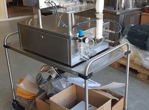 GNR fette Tablet beschichtungsmaschine