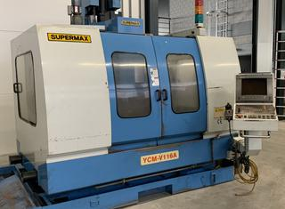 YCM Supermax V 116 A P01231005