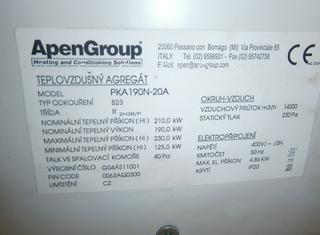 ApenGroup Italy PKA190N-20A P10105014