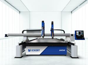 Eckert Jantar Schneidemaschine - Plasma / gas