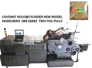 Maszyna sztancująca CAVOMIT NEW MODEL