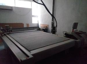 MindS Zund G3 L-2500 Automated cutting machine