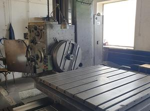 TOS W 100 A Table type boring machine CNC