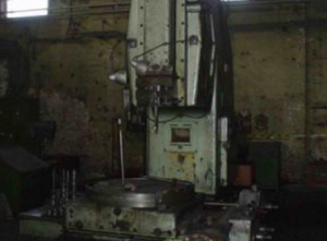 WMW STSR 1000 Slotting machine