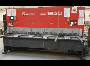Cizallas CNC Amada GSII 1230