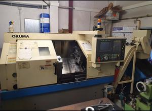 Okuma Soarer L 270 E  Drehmaschine CNC