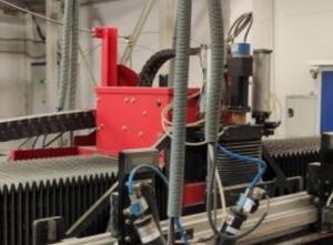 Maquina de corte con agua alta presion Bystronic BYJET 4020