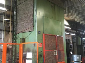 Wagner 500 ton Presse